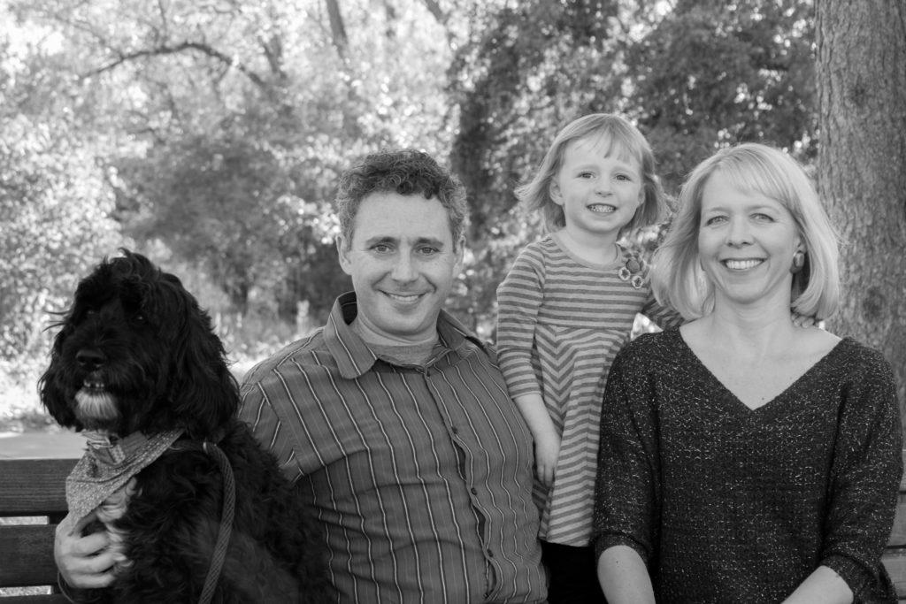 mitch tobin family photo