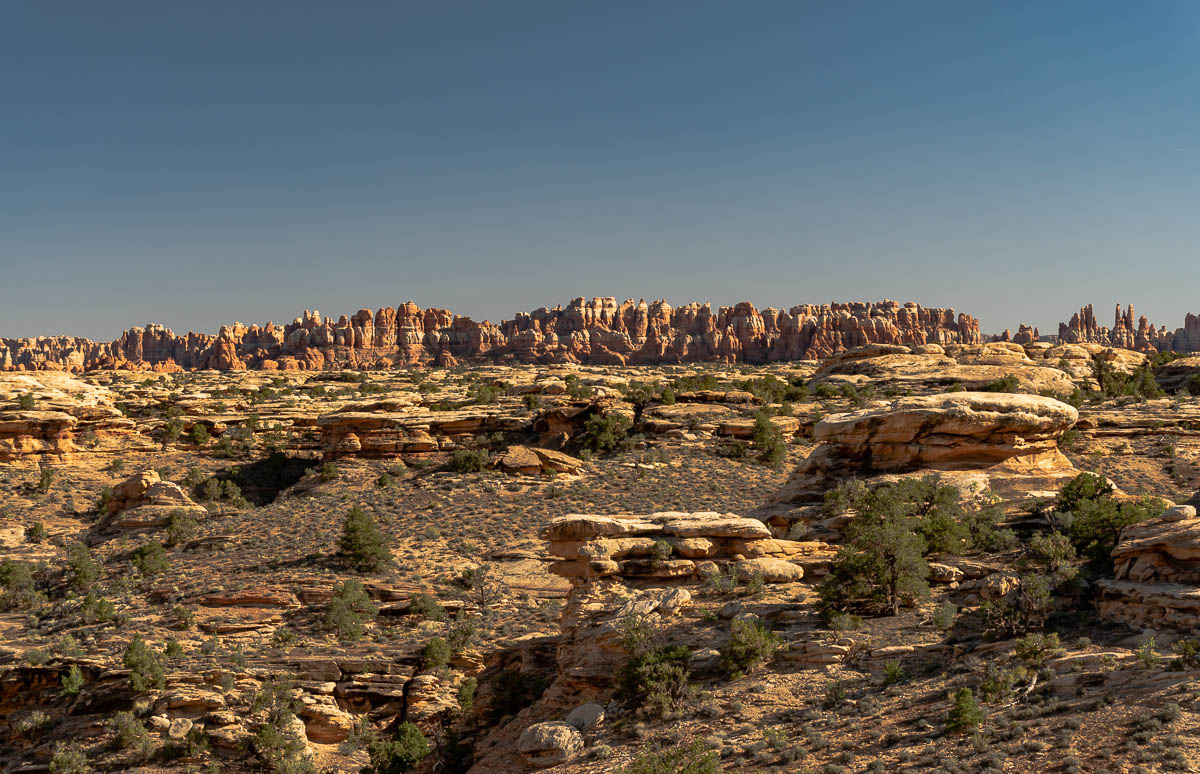 canyonlands confluence hike photo 6